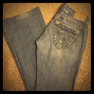 True Religion jeans.Size 25